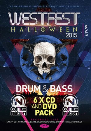 Westfest 2015 – Drum & Bass CD Pack